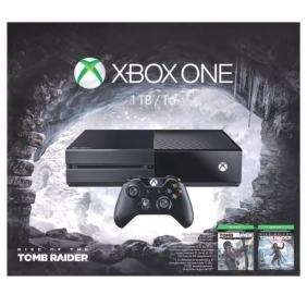 Wholesale Xbox One 1TB Console : Rise of the Tomb Raider Bundle NIB