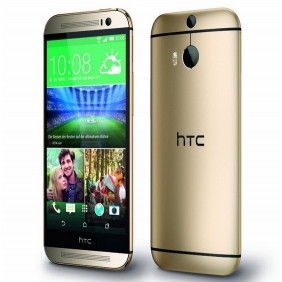 Wholesale HTC One M8 32GB GSM Factory Unlocked WIFI Android Smartphone Gold