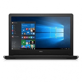 "Wholesale NEW Dell i3552-3240BLK 15.6"" Laptop (Pentium N3700, 4GB RAM, 500GB HD, Win 10)"