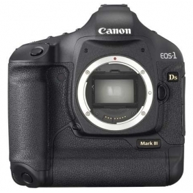 "Wholesale Canon EOS-1Ds MARK-III Digital SLR Camera with 21.1 Megapixel, 1.5x - 10x Zoom and 3"" LCD Screen"