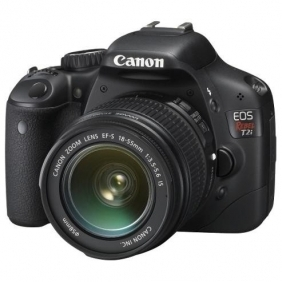 Wholesale Canon EOS Rebel T2i Digital SLR Camera with Canon EF-S 18-55mm IS lens