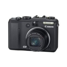 Wholesale Canon PowerShot G9 12.1MP Digital Camera with 6x Optical Image Stabilized Zoom
