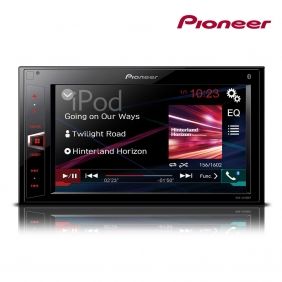 "Wholesale Pioneer MVH-AV280BT Double Din 6.2"" Screen Bluetooth USB Aux iPhone Car Stereo"