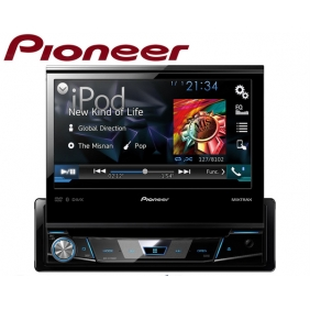 "Wholesale Pioneer AVH-X7700BT 7"" Single Din Motorised DVD & Bluetooth Car Stereo Screen"