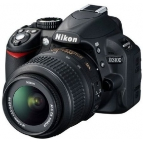 Wholesale Nikon D3100 Digital SLR Camera with Nikon AF-S VR DX 18-55mm lens