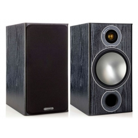 Wholesale Monitor Audio Bronze 2 Stereo Speaker Pair Black or White Hifi Audio What Hi-Fi