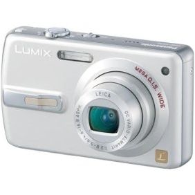 Wholesale Panasonic DMC-FX50S 7.2MP Digital Camera with 3.6x Optical Image Stabilized Zoom