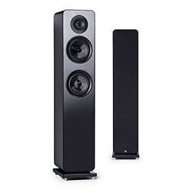 Wholesale Roth Audio OLI RA3 5.25 inch 2 Way Pair Of Floor Standing Tower Speakers - Black