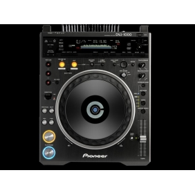Wholesale Pioneer DVJ-1000 Professional CD DVD MP3 Audio/Video Turntable DJ Mixer Player