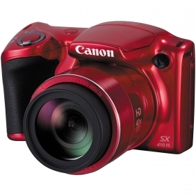 Wholesale New Canon PowerShot SX410 HD IS Digital Camera Red