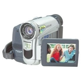 Wholesale Panasonic PVGS15 MiniDV Compact Digital Camcorder w/24x Optical Zoom