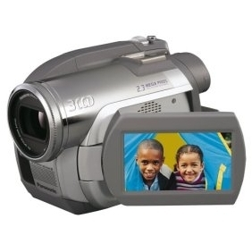 Wholesale Panasonic VDR-D250 2.3MP 3CCD DVD Camcorder with 10x Optical Zoom