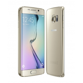 Wholesale Samsung Galaxy S6 EDGE G925 32GB Gold Platinum O2 Network Grade B Condition