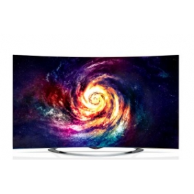 "Wholesale LG 65"" CLASS (64.5"" DIAGONAL) UHD 4K SMART 3D CURVED OLED TV W/ WEBOS - 65EC9700"