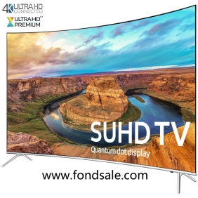 Wholesale Samsung UN65KS8500 Curved 65-Inch Smart 4K SUHD HDR 1000 LED TV