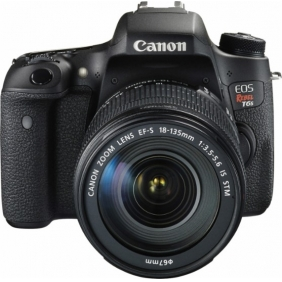 Wholesale Canon - EOS 7D Mark II DSLR Camera with EF-S 18-135mm IS USM Lens Wi-Fi Adapter Kit