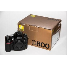 Wholesale Nikon D800 36.3 MP Digital SLR Camera (Body Only) and Packaging