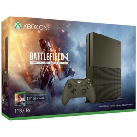 Wholesale Microsoft Xbox One S Battlefield 1 Special Edition Bundle (1TB)