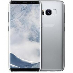 Wholesale Samsung Galaxy S8 Factory Unlocked Smart Phone 64GB Dual SIM - International Version (Silver)