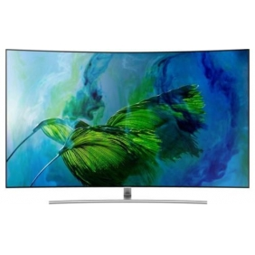 "Wholesale Samsung QN75Q8C 75"" curved Smart QLED 4K Ultra HD TV with HDR"