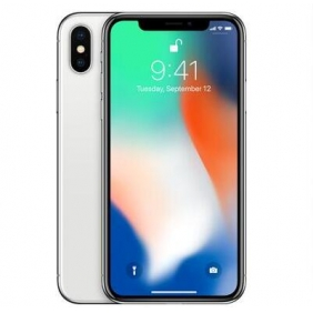 Wholesale Brand New Apple iPhone X - 64GB LTE (Silver) UNLOCKED