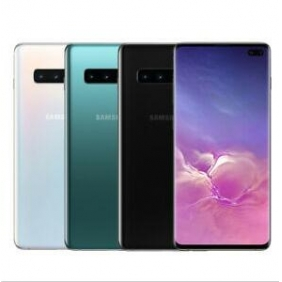 "Wholesale Samsung Galaxy S10+ Plus SM-G975F/DS 6.4""Dual (FACTORY UNLOCKED)"