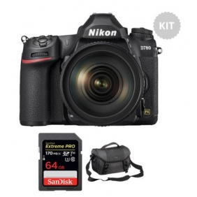 Wholesale Nikon D780 DSLR Camera with 24-120mm Lens and Accessories Kit