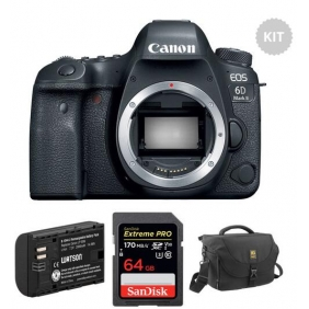 Wholesale Canon EOS 6D Mark II DSLR Camera Body with Accessory Kit