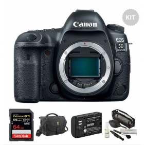 Wholesale Canon EOS 5D Mark IV DSLR Camera Body with Accessory Kit