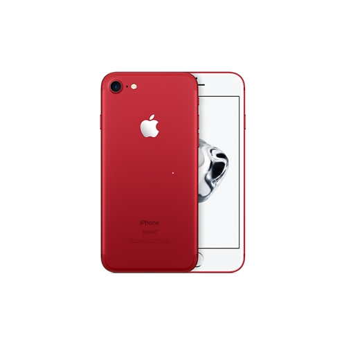 search image for apple iphone 7 plus (Red edition)